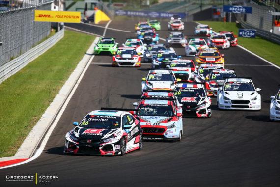 WTCR Hungaroring 2018